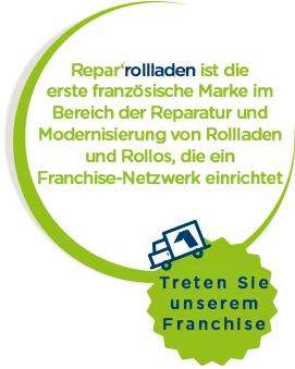Repar´rollladen, franchise-partner in Deutschland werden
